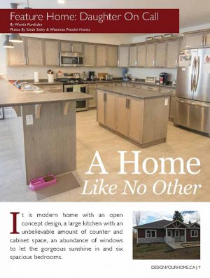 Design Your Home | Articles About Home, Cottage, Apartment Or Condo Living  From The Interior To The Exterior, Helping You Find Local Ideas, Products  And ...